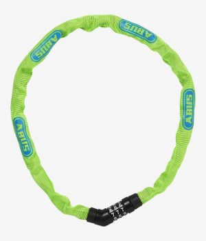 Abus Kättinglås Steel-o-chain 4804C 75cm Lime