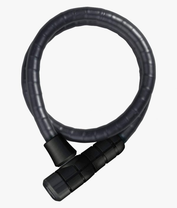 Abus Vajerlås Steel-o-flex 6615K Microflex 85 cm