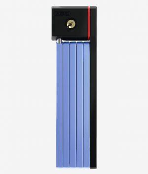 Abus Vikbart Lås uGrip Bordo 5700 80cm Blå